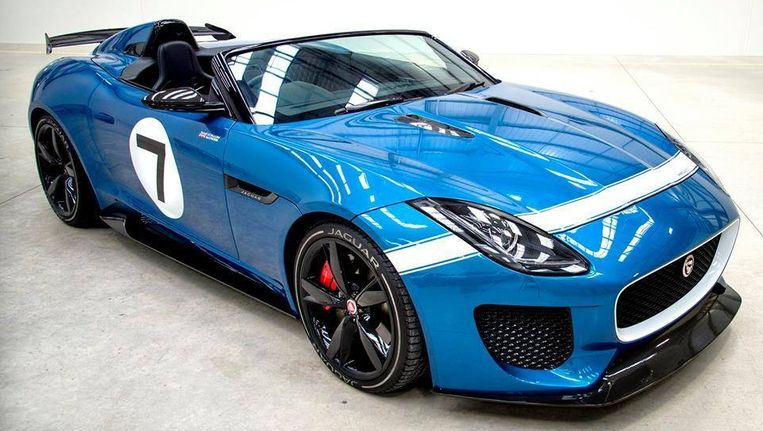 null Beeld Facebook F-Type Project 7