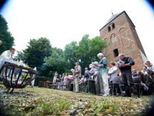 Fundering oude kerk Balgoij mogelijk toch gered