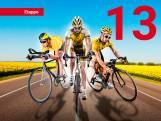 Arjan Maas wint dertiende etappe in BD Lezerstour