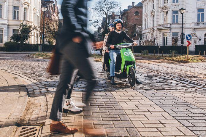 Go Sharing is actief in onder meer Delft, Den Haag, Hoofddorp en Rotterdam.