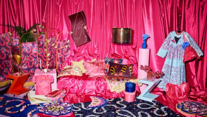 Ikea brengt extravagante collectie uit met Britse patroon- en textielontwerpster Zandra Rhodes