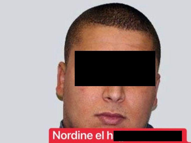 Nordine El H. houdt zich op in Dubai. Het Belgische gerecht heeft zijn uitlevering gevraagd.