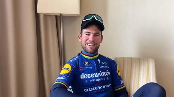"""Mark Cavendish na eerste zege in drie jaar: """"Lefevere is mijn held"""""""