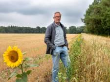 Geen graan maar zon oogsten op weides van Landgoed Quadenoord in Renkum