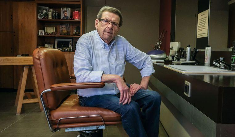 Pol Dewerchin (77)van Pol's Hairstyling  kapt ermee, na 54 jaar.