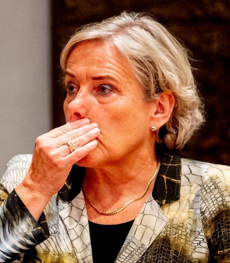 Hoekstra en Rutte betreuren Bijlevelds vertrek: 'Ervaren bestuurder, heel warme vrouw'