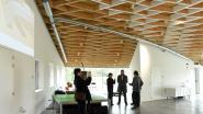 Frans Masereel Centrum opent prestigieus paviljoen van 1,1 miljoen