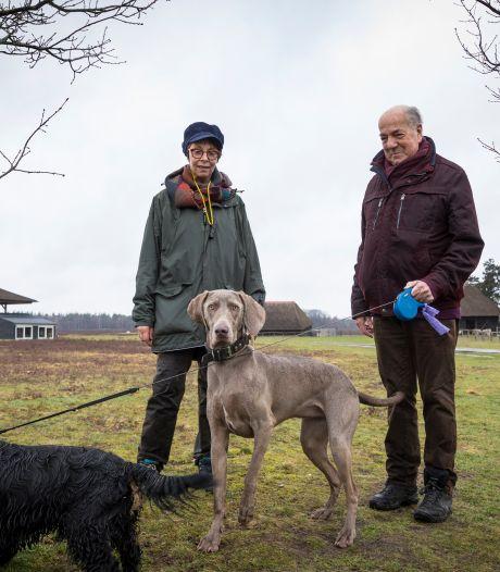Begrip, maar niet iedereen wil zijn hond aan de lijn doen bij schaapskooi Renderklippen in Heerde
