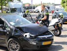 Wilde achtervolging in Apeldoorn: bekende van de politie (29) knalt op vrachtwagen