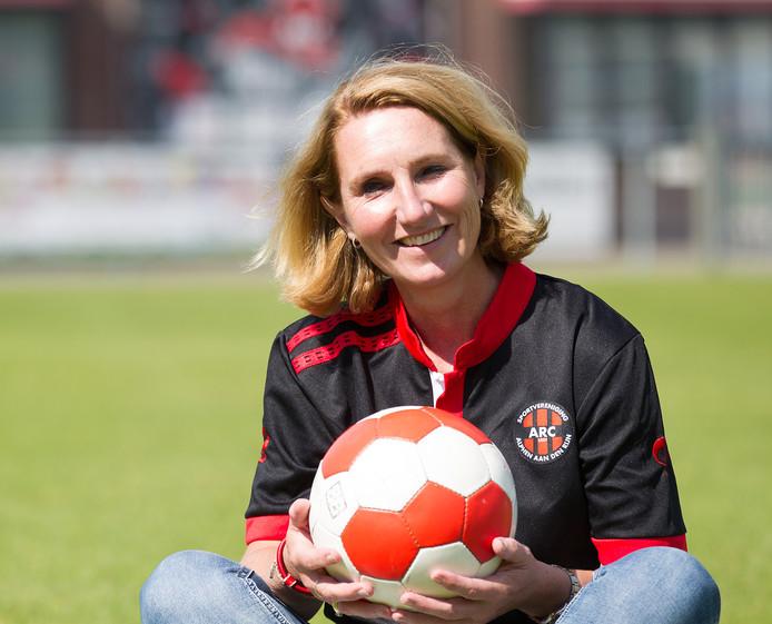 Voorzitter Irma Ligtvoet ziet de hoofdklasse als het sportieve plafond voor ARC.
