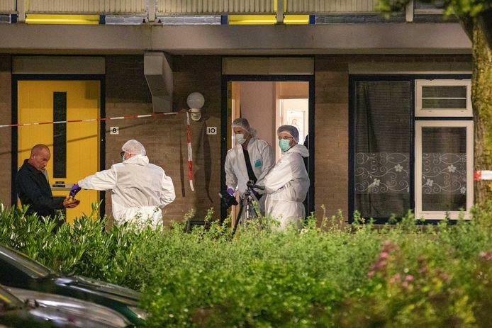 Dimi (30) werd in haar woning in De Meern doodgeschoten door haar ex-vriend.