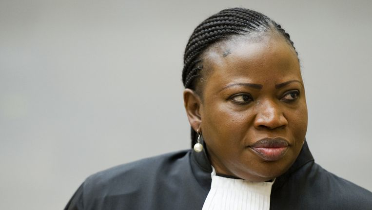 Aanklager Fatou Bensouda. Beeld anp