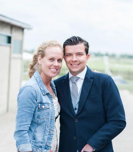 Nikolai en Chantal uit Married at First Sight: 'Ons geheim? Aan een huwelijk moet je werken'