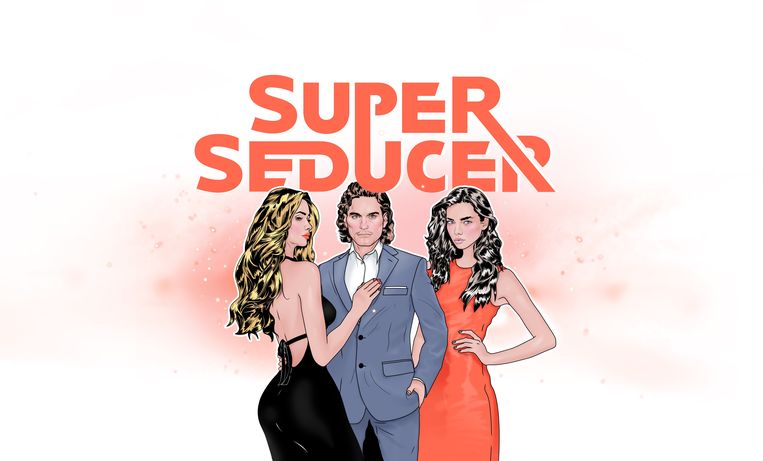 'Super Seducer' is 'cringe gaming' ten top. Beeld Pua Training
