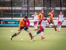 Eindelijk weer tophockey; Teun Beins van Oranje-Rood voelt zich bevoorrecht