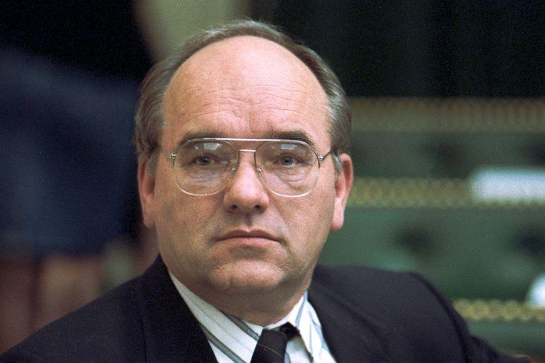 Meindert Leerling in 1989 Beeld ANP/HH