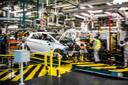 De Renault-fabriek in Flins wordt omgebouwd om auto's  te kunnen 'refurbishen'