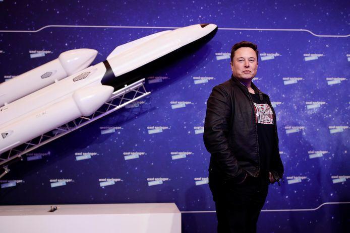 Elon Musk is de rijkste man op aarde.