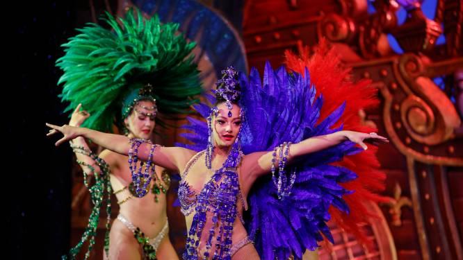 Le Moulin Rouge rouvre ses portes, et une danseuse belge est de la partie