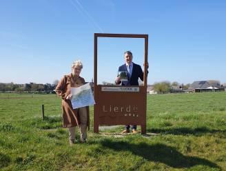 Nieuwe toeristische kaart en folder in Lierde