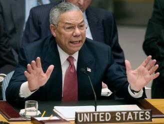 PORTRET. Colin Powell: een generaal die te goed was voor het Witte Huis