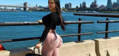 'Mexicaanse Kim Kardashian' (30) overlijdt na beruchte 'billenoperatie'