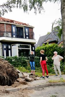 Beuk boorde slaapkamer Anna (23) doormidden: 'Ik besef nog niet helemaal dat dit ons huis is'