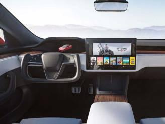 Nieuwe Tesla Model S: 1.100 pk sterk, 840 kilometer rijbereik én een afgezaagd stuurwiel zoals in Knight Rider