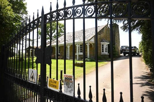 De boerderij van de ouders van Dominic Cummings in Durham, Noordoost-Engeland, waar Cummings naar verluidt naartoe reisde en verbleef terwijl het land werd afgesloten.
