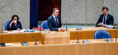 Coronadebat: PvdA vraagt versoepelingen terug te draaien, PVV vindt het 'allemaal te weinig'