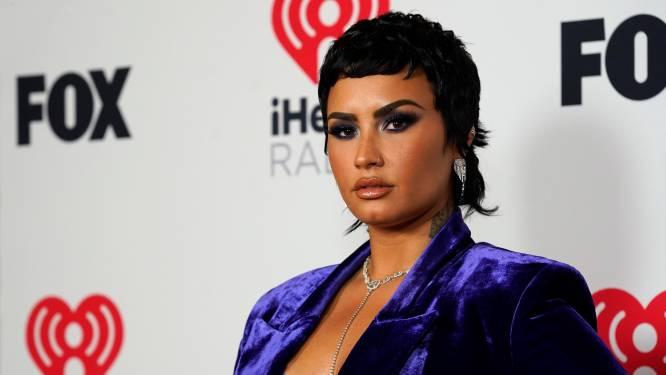 """Demi Lovato wil het woord 'aliens' niet meer gebruiken: """"Het is denigrerend"""""""