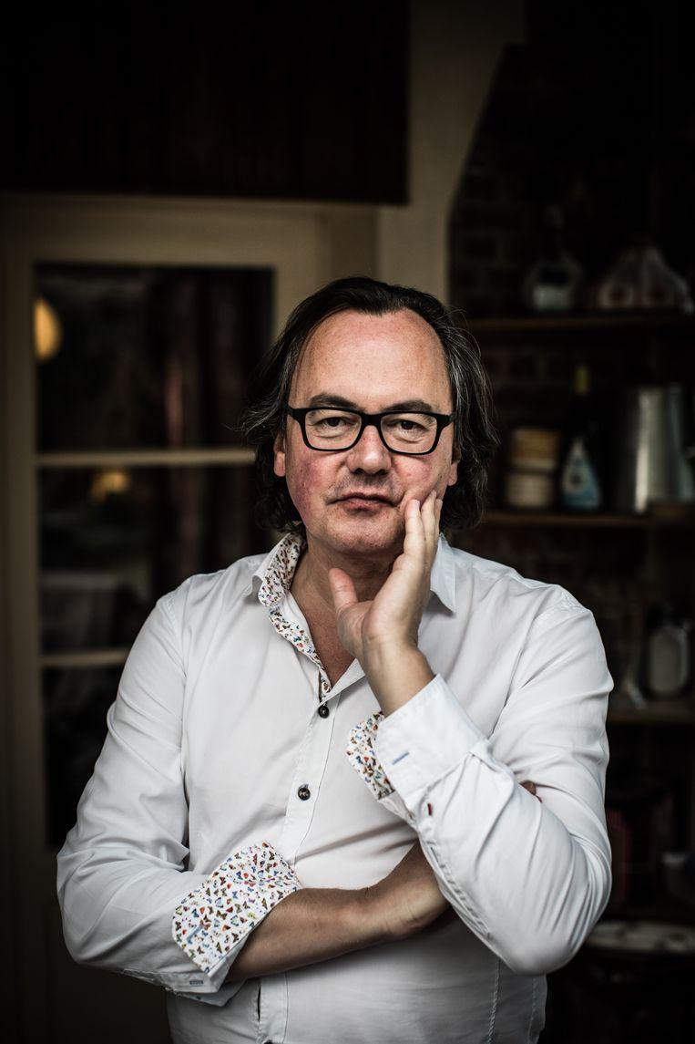 Johan Braeckman. Beeld Bas Bogaerts
