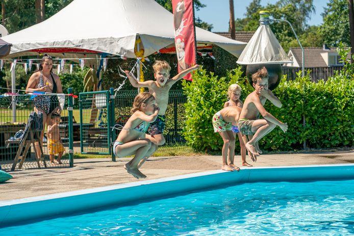 Veel Nederlanders kiezen voor een vakantie in eigen land.
