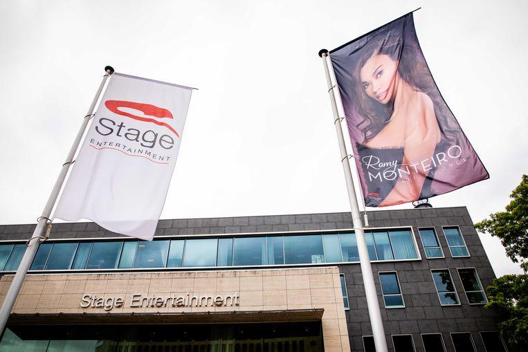 Het hoofdkantoor van Stage Entertainment. Beeld ANP Kippa