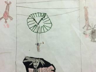 """""""Hij kwam de pesterijen nooit te boven"""": moeder vindt griezelige tekeningen na zelfdoding zoon"""