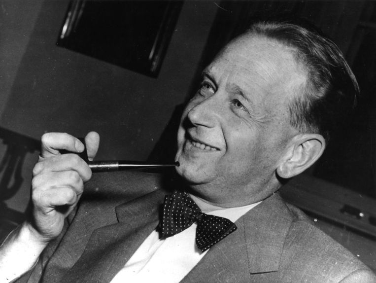 Voormalig VN-secretaris-generaal Dag Hammarskjöld in 1953. Beeld AP