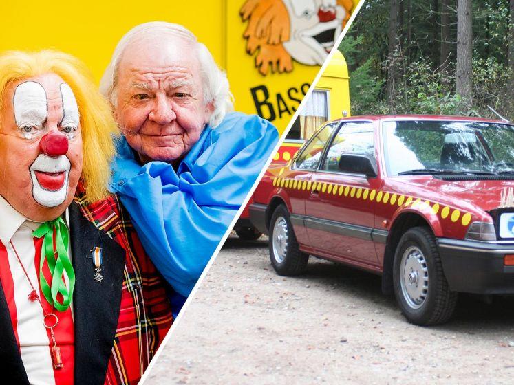 Parade als verjaardagscadeau voor zieke clown Bassie