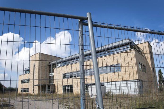 De nieuwbouw van het CWZ is alang gereed, maar er is nog steeds onenigheid over de huurprijs. Bert Beelen
