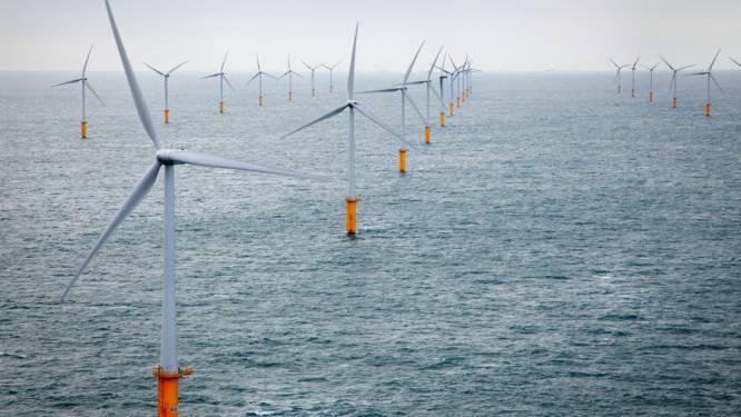 Windmolens op zee opnieuw afgeremd omwille van overproductie