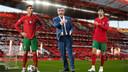 Bondscoach Fernando Santos beschikt over een talentvolle generatie, met Cristiano Ronaldo en diens troonopvolger João Félix.