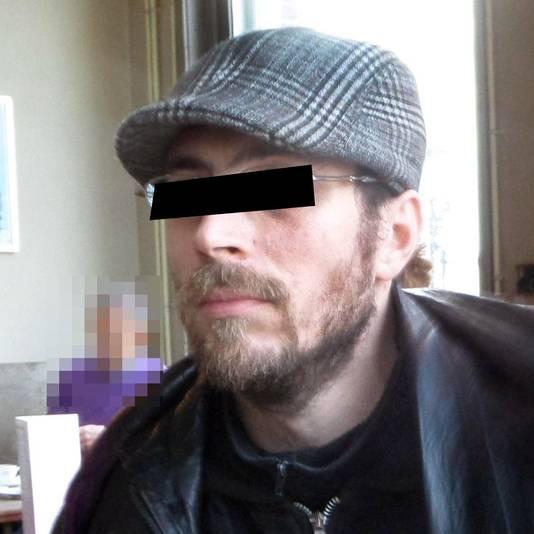Bart van U., verdachte van de moord op Els Borst.
