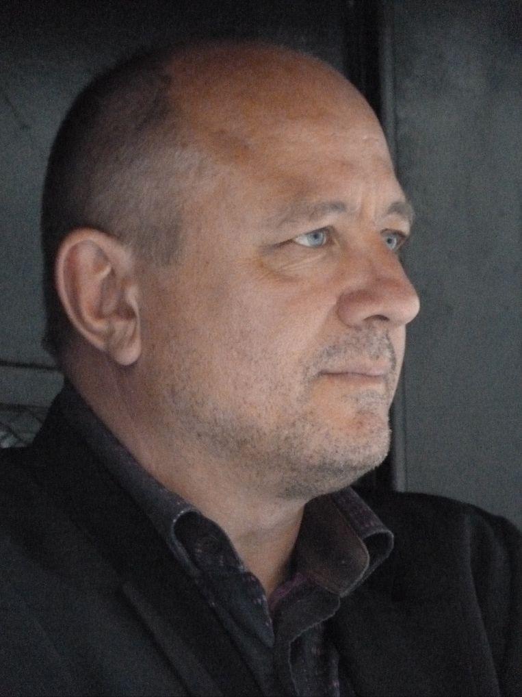 Dichter des Vaderlands Carl Norac. Beeld Vonk&Zonen
