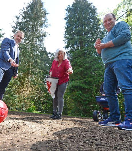 Enschedese begraafplaats krijgt speciaal urnenveld voor FC Twente-fans