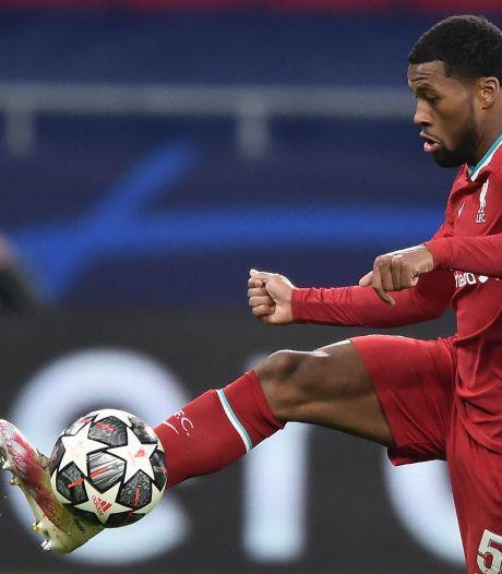 Giorginio Wijnaldum rejoint le PSG pour 3 ans