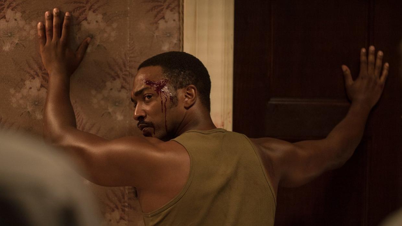 Anthony Mackie in 'Detroit'. Beeld TMDB