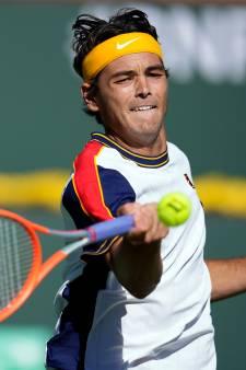 Taylor Fritz sauve deux balles de match et renverse Alexander Zverev en quarts de finale d'Indian Wells
