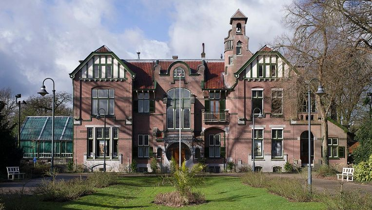 Villa Rams Woerthe, Steenwijk. Beeld Arjan Bronkhorst
