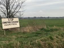 Bedrijf wil nu via rechter zonnepark in Ede afdwingen na bizarre stemming