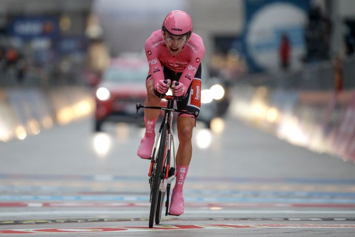 Battu par Tao Geoghegan Art l'an dernier, Jai Hindley retournera sur le Giro en 2021.