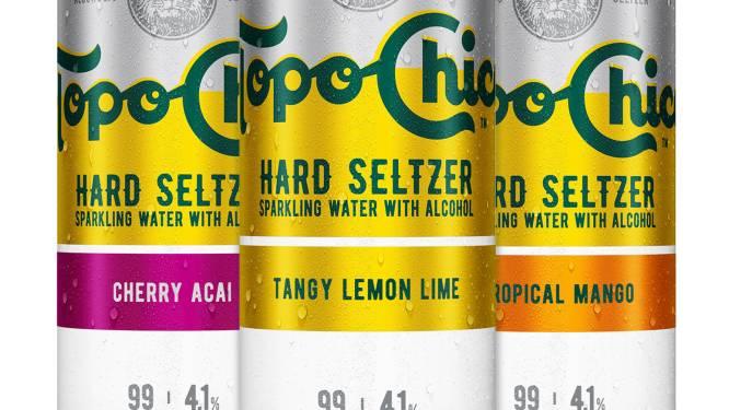 Spuitwater met alcohol: Coca-Cola komt met nieuw drankje naar België